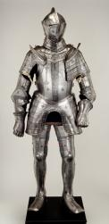 Armor for field and tilt, of Count Franz von Teuffenbach (1516-1578)