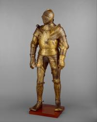 Armor Garniture of King Henry VIII of England (reigned 1509–47)