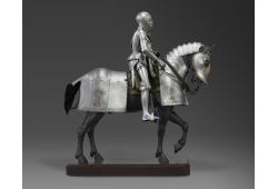 Horse Armor of Duke Ulrich of Württemberg, for use in the field