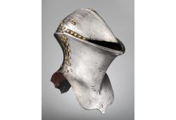 Helm for the Joust of Peace