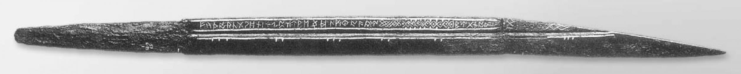The Anglo Saxon Broken Back Seax