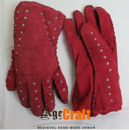 Discount Visby gauntlets Type 3 red