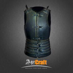 Leather Сhalkis Brigandine Type 1