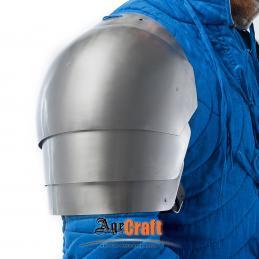 Plate buhurt optimal shoulders