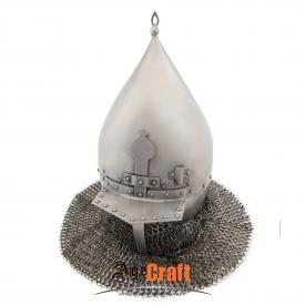 East helmet Mamluk chichak XV century
