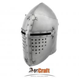 Medieval Helmets buy in our Middle Ages store ageofcraft com