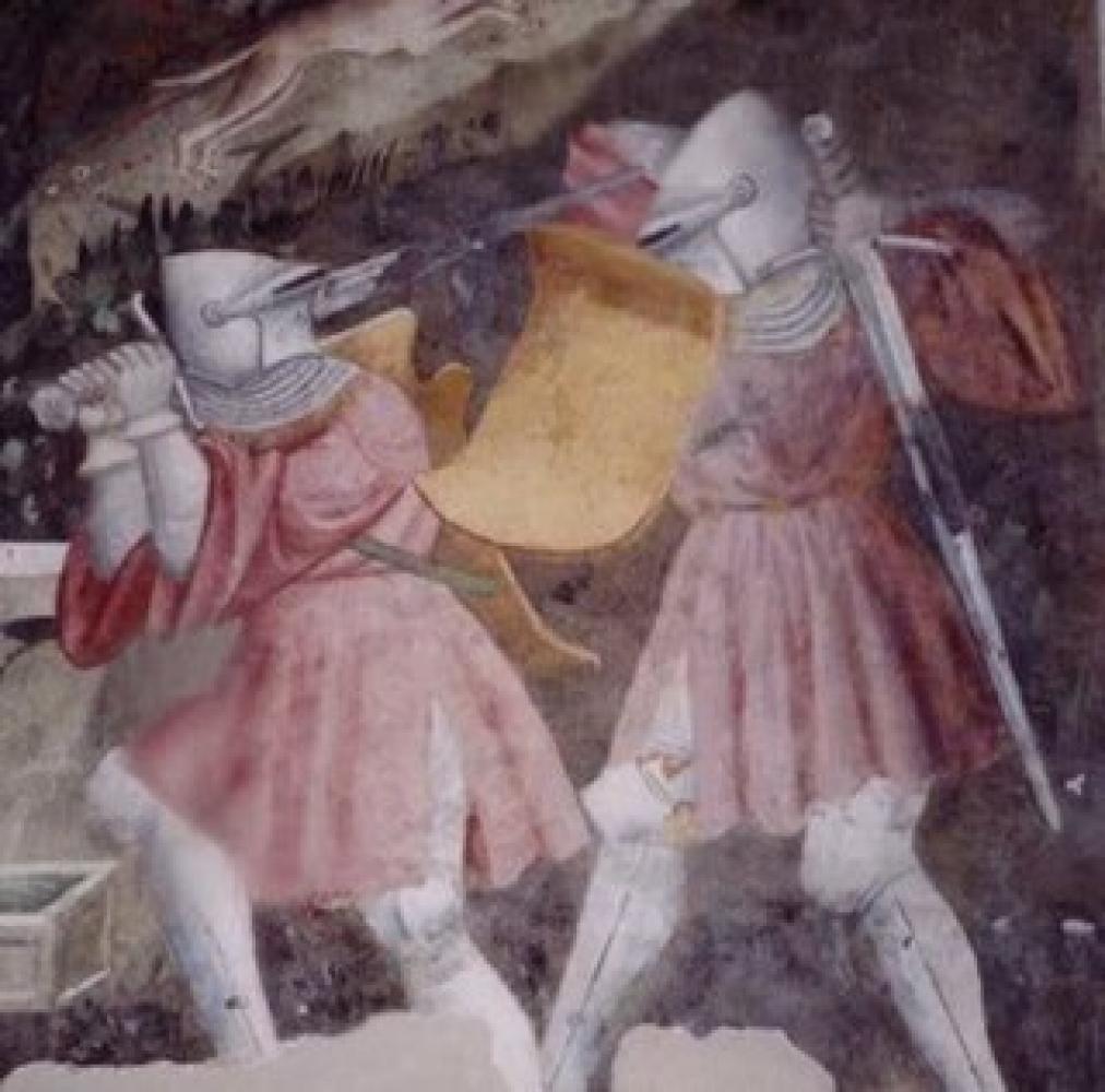 Bascinet Spoleto: Historical Sources Image