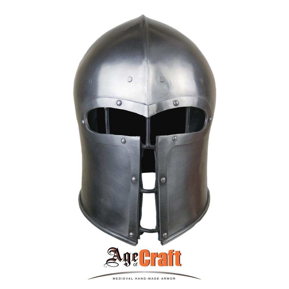 Italian Barbute Helmet for Sale - XV century