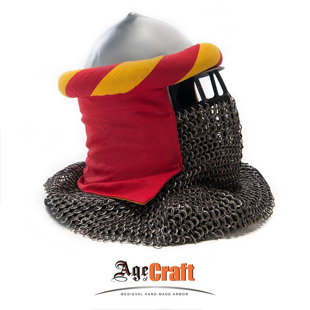 East helmet buhurt optimal buy for $545 00 | Age of Craft
