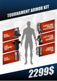 Tournament Armor Kit