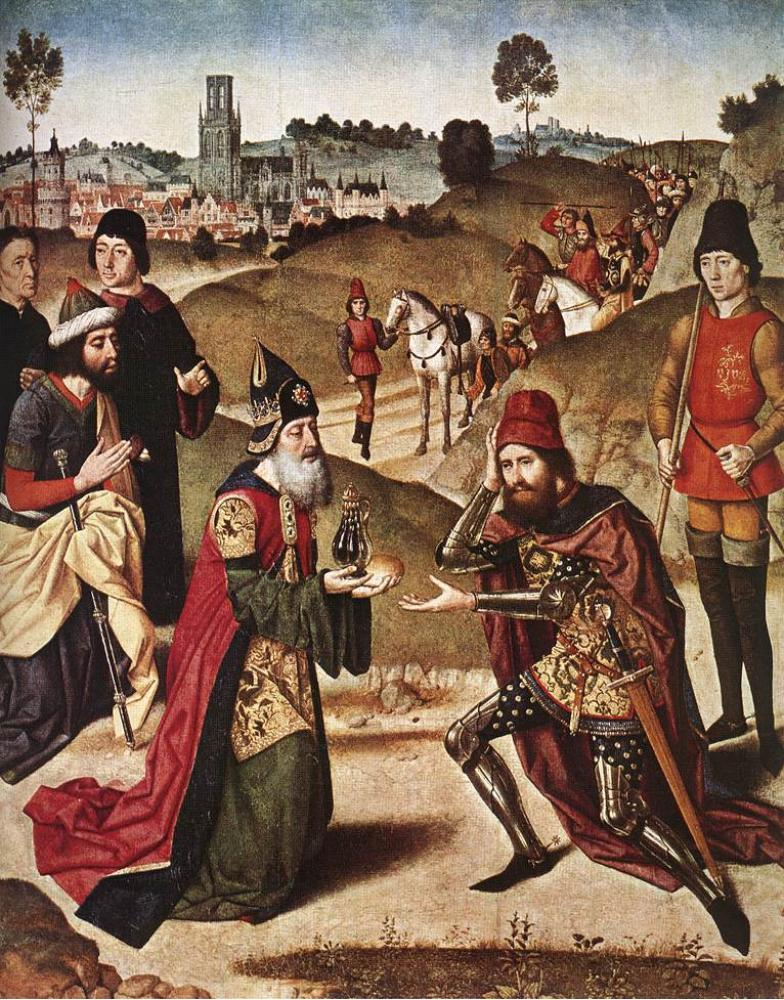 Brigandine hips of Melchizedek: Historical Sources Image