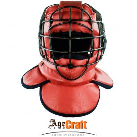 Soft helmet with gorget MSF standart