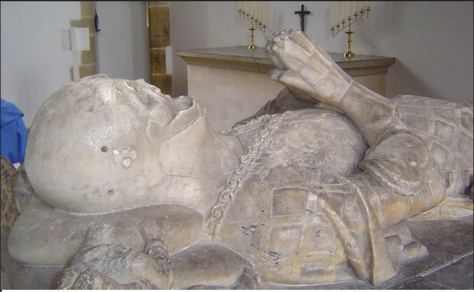 Gauntlets Count John Arundel: Historical Sources Image