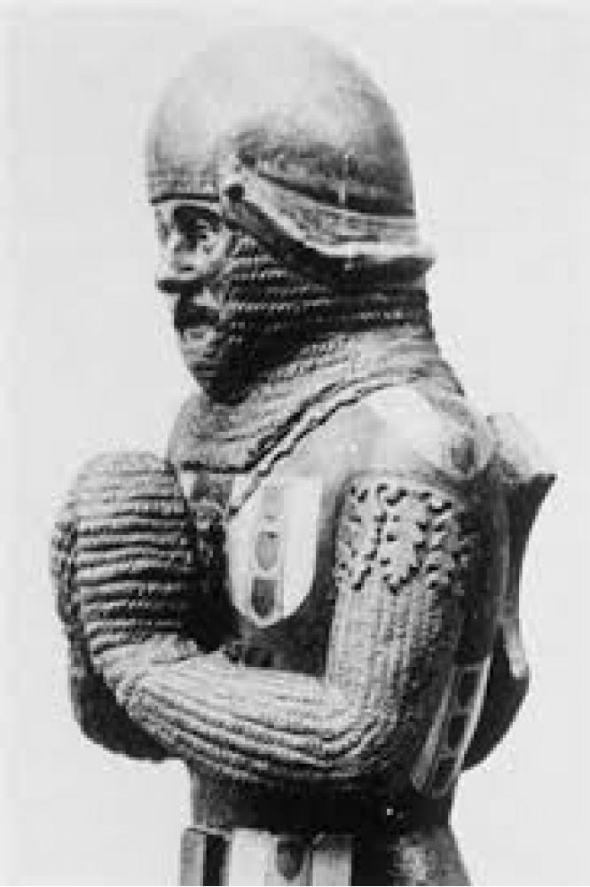Chainmail Mittens: Historical Sources Image