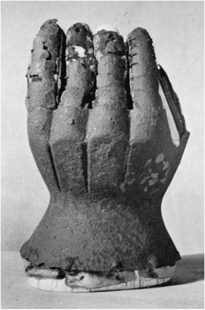 Gauntlets from Ripon Сathedral : Historical Sources Image
